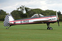 G-YKSS @ EGBK - Visitor to the 2009 Sywell Revival Rally