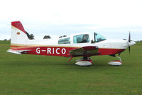 G-RICO @ EGBK - Visitor to the 2009 Sywell Revival Rally