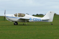 G-CDVS @ EGBK - Visitor to the 2009 Sywell Revival Rally
