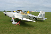 G-CFWV @ EGBK - Visitor to the 2009 Sywell Revival Rally