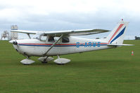G-ARWS @ EGBK - Visitor to the 2009 Sywell Revival Rally