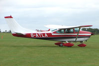 G-ATLA @ EGBK - Visitor to the 2009 Sywell Revival Rally