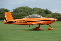 G-RVCH @ EGBK - Visitor to the 2009 Sywell Revival Rally