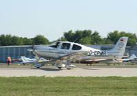 D-EPMR @ KOSH - SR22 - by Mark Pasqualino