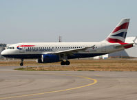 G-EUPK @ LFBO - Taxiing holding point rwy 32R for departure... - by Shunn311