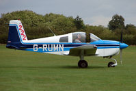 G-RUMN @ EGBK - Visitor to the 2009 Sywell Revival Rally