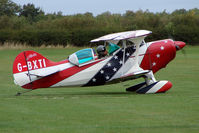 G-BXTI @ EGBK - Visitor to the 2009 Sywell Revival Rally