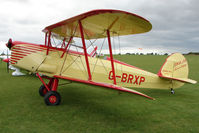 G-BRXP @ EGBK - Visitor to the 2009 Sywell Revival Rally