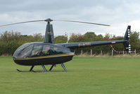 G-HTEL @ EGBK - Visitor to the 2009 Sywell Revival Rally