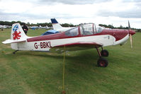 G-BBKL @ EGBK - Visitor to the 2009 Sywell Revival Rally