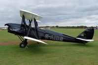 G-AIDS @ EGBK - Visitor to the 2009 Sywell Revival Rally