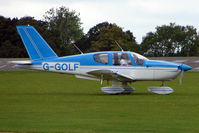 G-GOLF @ EGBK - Visitor to the 2009 Sywell Revival Rally