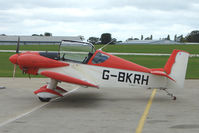 G-BKRH @ EGBK - Visitor to the 2009 Sywell Revival Rally