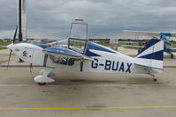 G-BUAX @ EGBK - Visitor to the 2009 Sywell Revival Rally