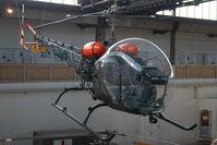 3B-HD @ LOXZ - Bell OH-13