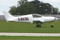 G-BXDU @ EGBK - Visitor to the 2009 Sywell Revival Rally