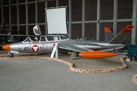 4D-YL @ LOXZ - Fouga CM170 Magister