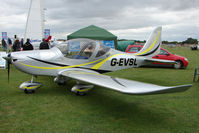 G-EVSL @ EGBK - Visitor to the 2009 Sywell Revival Rally