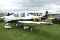 G-CEVM @ EGBK - Exhibitor at LAA Stands at 2009 Sywell Revival Rally