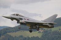 7L-WH @ LOXZ - Eurofighter - by Dietmar Schreiber - VAP