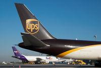 N326UP @ VIE - UPS Boeing 767-300
