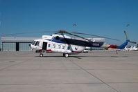 0834 @ VIE - Czech Air Force Mil Mi8 - by Dietmar Schreiber - VAP