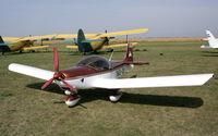 165-31 - Úrhida Airport, Hungary - by Attila Groszvald-Groszi