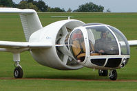 G-BOPO @ EGBK - Visitor to the 2009 Sywell Revival Rally