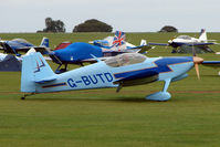 G-BUTD @ EGBK - Visitor to the 2009 Sywell Revival Rally