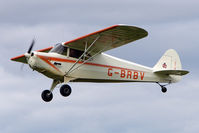 G-BRBV @ EGBK - Visitor to the 2009 Sywell Revival Rally