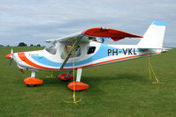 PH-VKL @ EGBK - Visitor to the 2009 Sywell Revival Rally