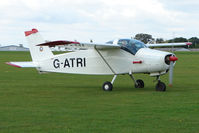 G-ATRI @ EGBK - Visitor to the 2009 Sywell Revival Rally