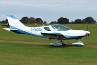 G-MOOV @ EGBK - Visitor to the 2009 Sywell Revival Rally