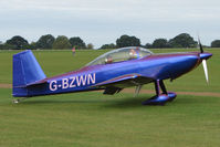 G-BZWN @ EGBK - Visitor to the 2009 Sywell Revival Rally