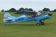 G-ARCS @ EGBK - Visitor to the 2009 Sywell Revival Rally