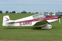 G-ARRD @ EGBK - Visitor to the 2009 Sywell Revival Rally