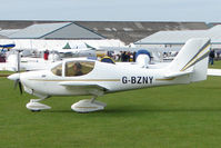 G-BZNY @ EGBK - Visitor to the 2009 Sywell Revival Rally
