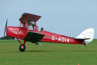G-ADIA @ EGBK - Visitor to the 2009 Sywell Revival Rally - by Terry Fletcher