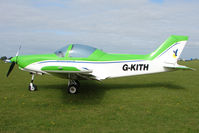 G-KITH @ EGBK - Visitor to the 2009 Sywell Revival Rally