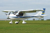 G-TORN @ EGBK - Visitor to the 2009 Sywell Revival Rally - by Terry Fletcher