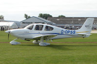 G-OPSS @ EGBK - Visitor to the 2009 Sywell Revival Rally