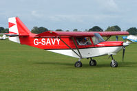 G-SAVY @ EGBK - Visitor to the 2009 Sywell Revival Rally