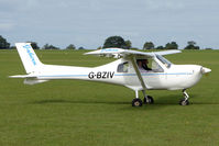 G-BZIV @ EGBK - Visitor to the 2009 Sywell Revival Rally