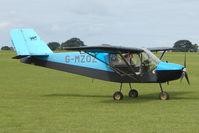 G-MZOZ @ EGBK - Visitor to the 2009 Sywell Revival Rally