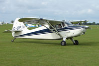 G-BPTA @ EGBK - Visitor to the 2009 Sywell Revival Rally