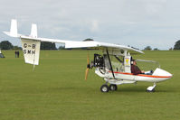 G-BSMN @ EGBK - Visitor to the 2009 Sywell Revival Rally