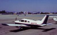 N1117X @ KSMO - N1117X at Santa Monica Airport - by Michael Heinrich