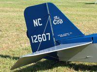 N12607 @ I74 - MERFI fly-in, Urbana, Ohio - by Bob Simmermon