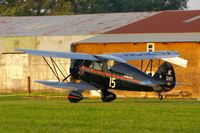N12471 @ IA27 - At the Antique Airplane Association Fly In. - by Glenn E. Chatfield
