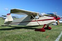 N115WT @ I74 - MERFI fly-in, Urbana, Ohio - by Bob Simmermon